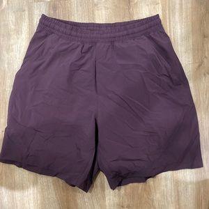 Lululemon Shorts Linerless 7 Pace Breaker